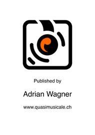 Hawaii Five-O Theme (Mort Stevens) Wind Quintet arr. Adrian Wagner