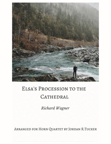 Elsa's Procession to the Cathedral for Horn Quartet