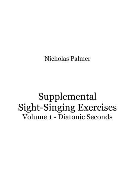 Sight-singing exercises for two-part choirs (SA or TB)