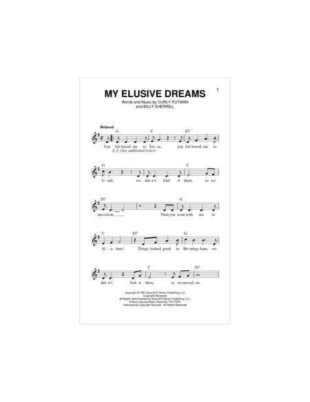 My Elusive Dreams