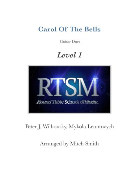 Carol of the Bells EZ Guitar