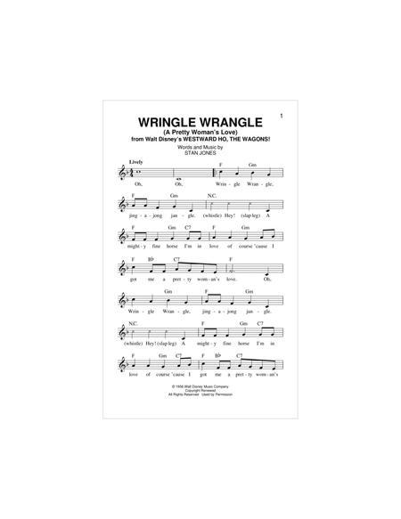 Wringle Wrangle