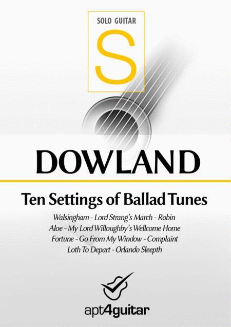 Ten Settings of Ballad Tunes