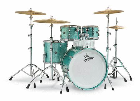 Gretsch Renown 4 Piece Drum Set (22/10/12/16)