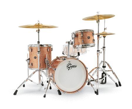 Gretsch Renown2 3 Piece Drum Set (18/12/14)