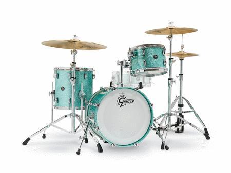 Gretsch Renown 3 Piece Drum Set (18/12/14)