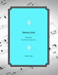 Fantasy Suite - original piano solo