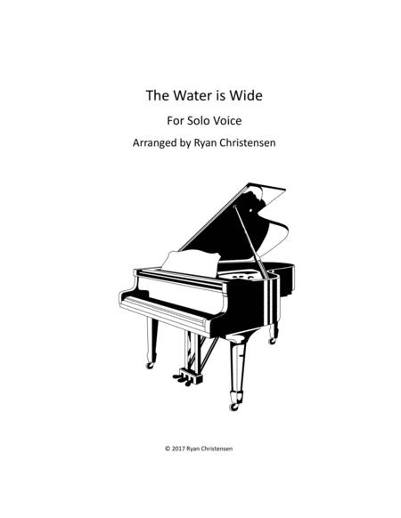 The Water is Wide- Vocal Solo