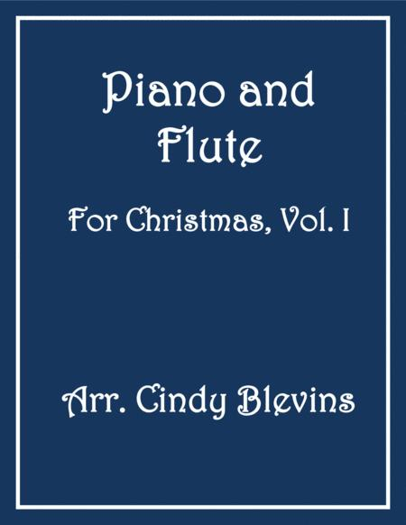 Piano and Flute (for Christmas), a book of 14 arrangements for piano and flute