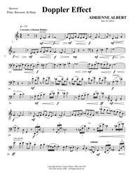 DOPPLER EFFECT for flute, bassoon, and harp