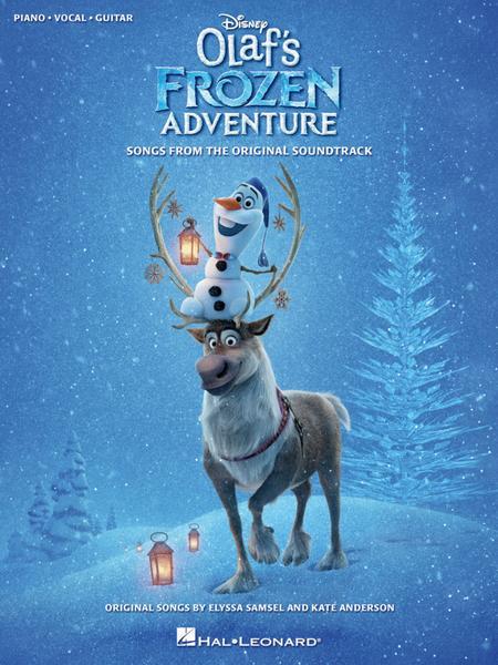 Disney's Olaf's Frozen Adventure