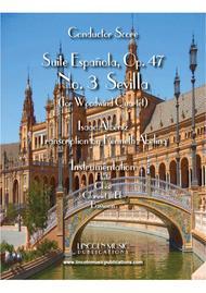 "Albéniz - ""Sevilla"" from Suite Española (for Woodwind Quartet)"