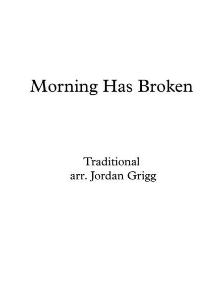 Morning Has Broken (Easy piano and descant)