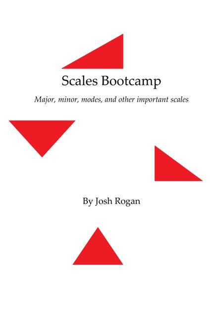 Scales Bootcamp- For Trumpet