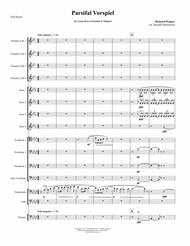 Parsifal Vorspiel (Prelude) for Large Brass Ensemble & Timpani
