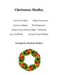 Four Christmas Songs for String Quartet