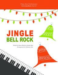 Jingle Bell Rock for Intermediate Piano Level
