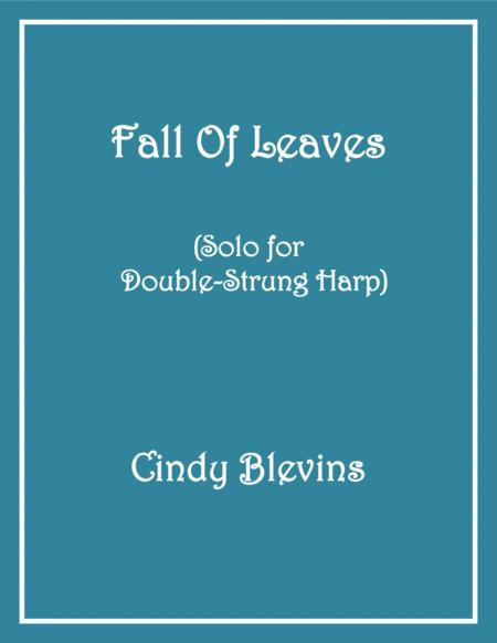 Fall of Leaves, an original solo for Double-Strung Harp