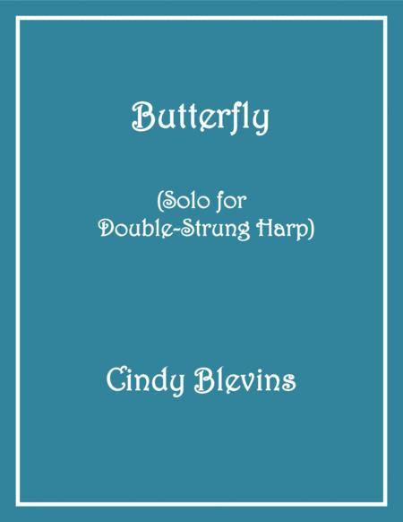 Butterfly, for Double-Strung Harp