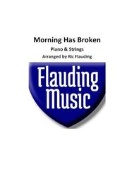 Morning Has Broken (piano & strings)