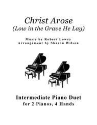 Christ Arose (2 Pianos, 4 Hands Duet)