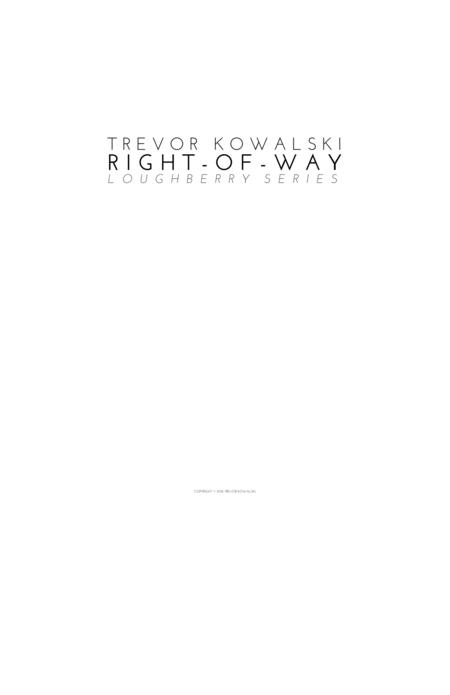 Right-of-Way (sinfonietta)