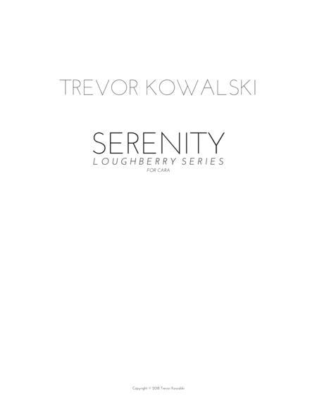 Serenity (solo piano)