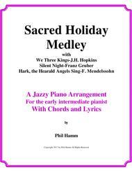 Sacred Holiday Medley