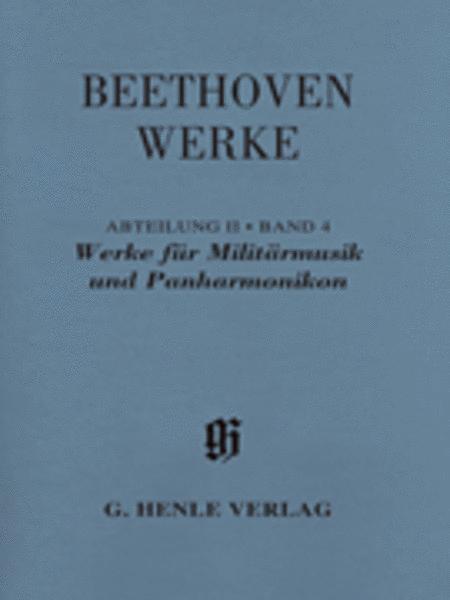 Werke fur Militarmusik und Panharmonikon