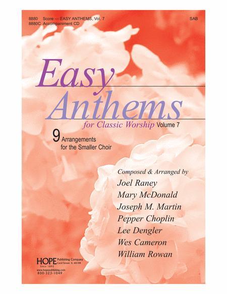 Easy Anthems, Vol. 7