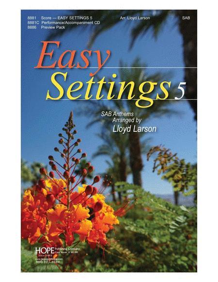 Easy Settings 5