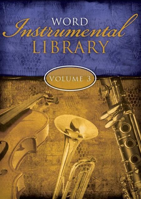 Word Instrumental Library, Vol. 3
