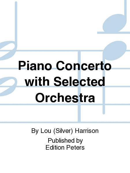 Piano Concerto with Selected Orchestra