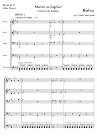 March to the Scaffold  by Berlioz (arr. David Catherwood)