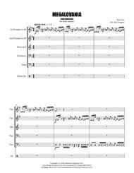 Download MEGALOVANIA (from Undertale) For Brass Quintet +