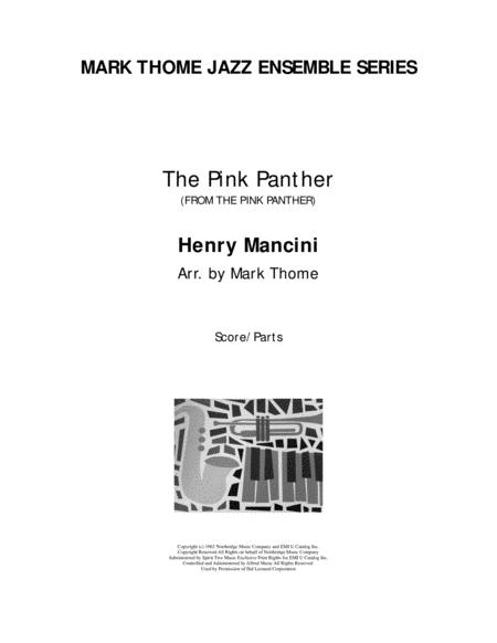 The Pink Panther from THE PINK PANTHER