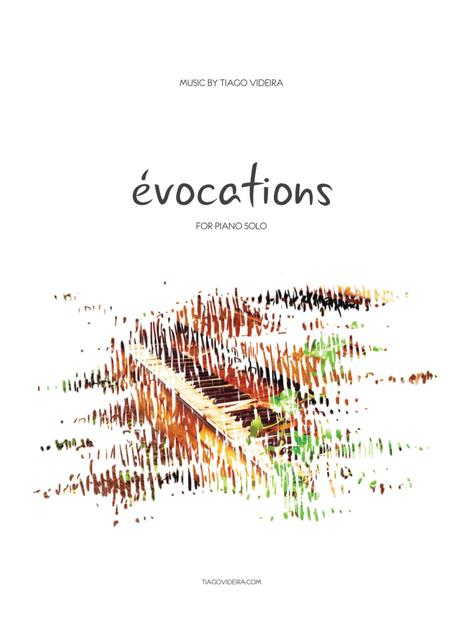 12 Evocations (for Piano solo)