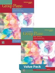 Alfred S Group Piano For Adults Popular Music Books 1 2 Sheet