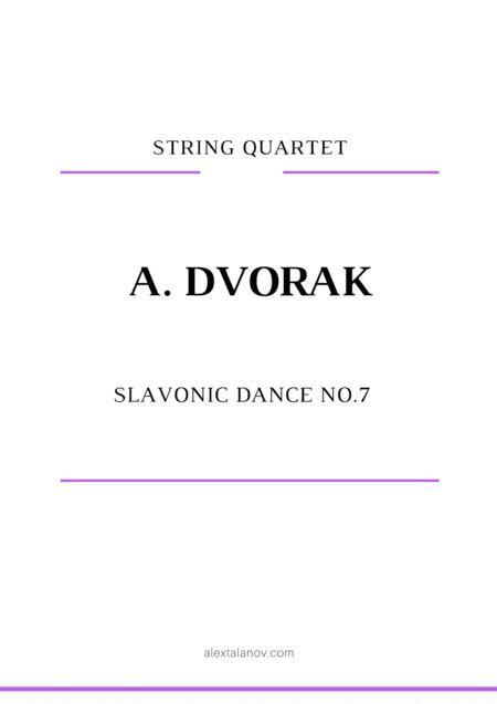 Slavonic Dance No.7