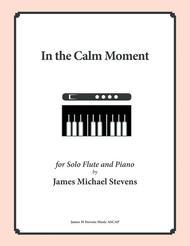 In the Calm Moment - Flute & Piano