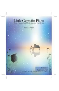 Little Gems for Piano: Rote Pieces that Motivate and Captivate