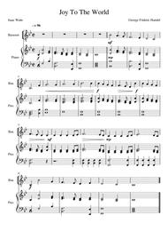 Joy To The World - Bassoon Solo