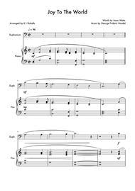Joy To The World - Euphonium Solo