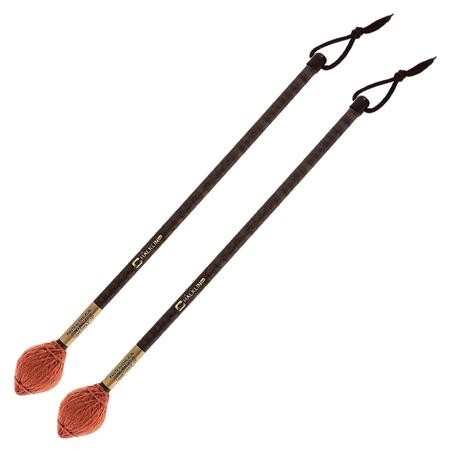 Gong Mallets M10 Red-Brown