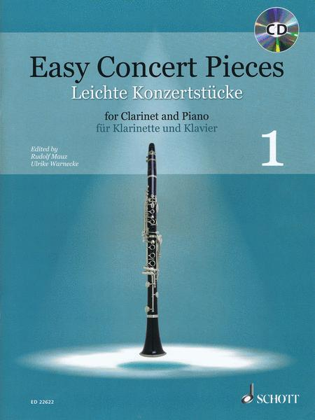 Easy Concert Pieces - Book 1