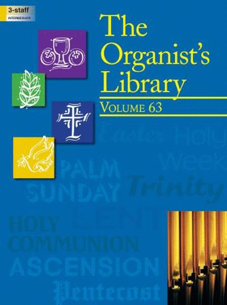 The Organist's Library, Vol. 63