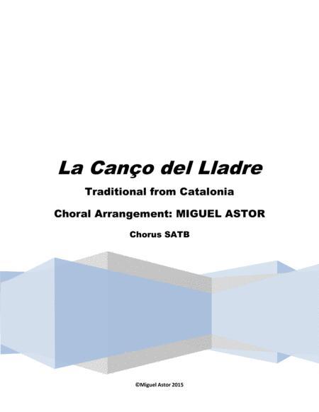 La Canço del Lladre (The song of the thief)