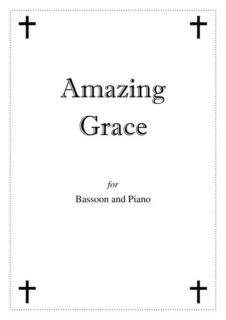 Amazing Grace - Bassoon Solo