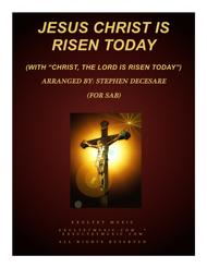 Jesus Christ Is Risen Today (with