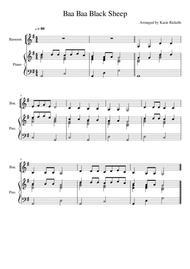 Baa Baa Black Sheep - Bassoon Solo